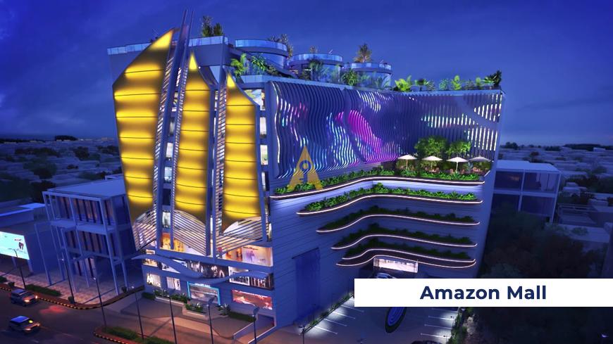amazon mall