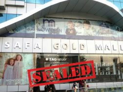 Safa Gold Mall Sealed