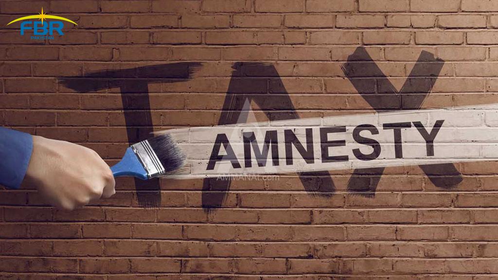 amnesty scheme