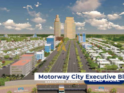 Motorway City Executive Block