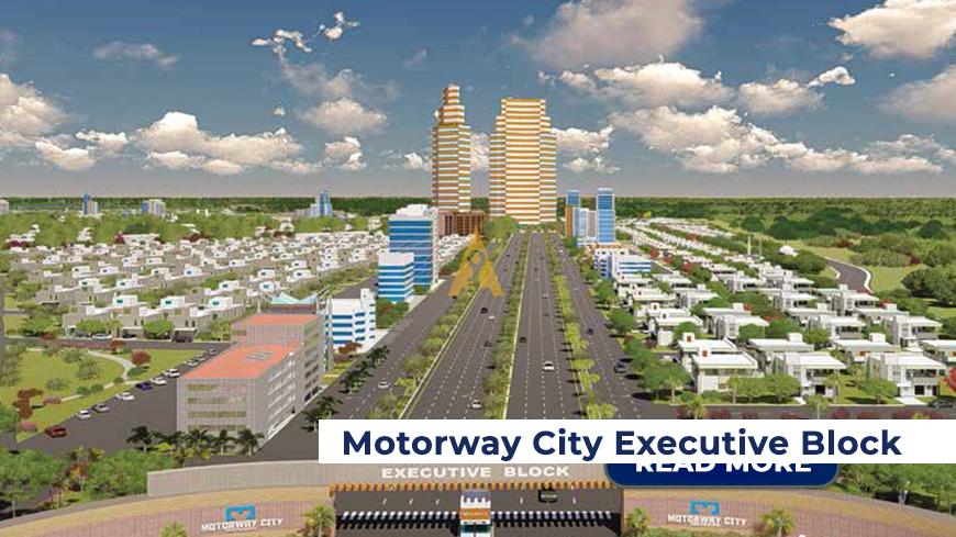 Motorway City Executive Block